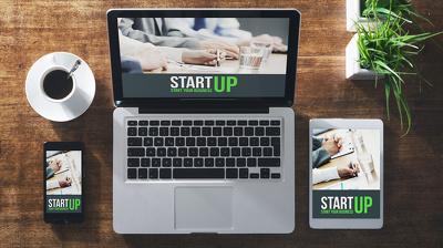 Create a professional or an e-commerce website on EMI