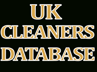 Give you 4000 cleaners lead in UK
