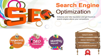 Monthly  SEO Service + Press Release