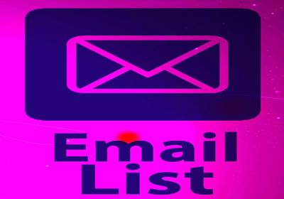 Give you 50,000 UK Email list
