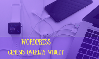 Install  WordPress  Overlay Widget Plugin