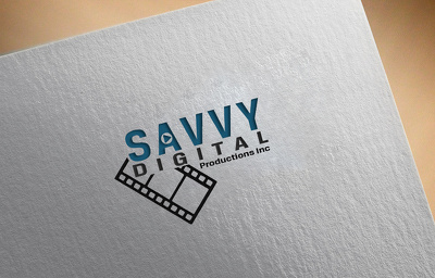 An awesome videography logo design