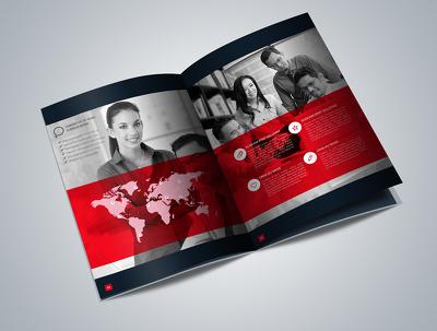 Design A Professional & Creative Brochure A4/A5