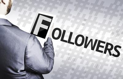 Add 1,000 genuine Likes or 1000 followers