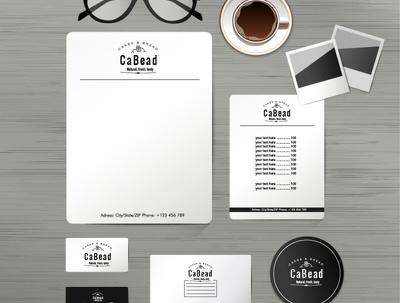 Design Premium Stationery Pack
