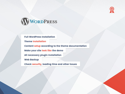 Work 2 hour for your wordpress site
