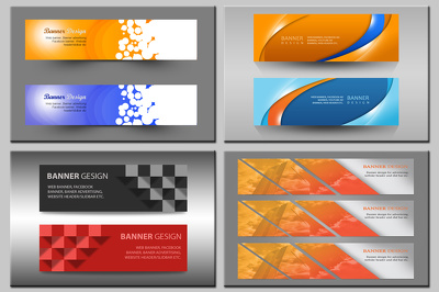 Design modern ad banner, flyer, brochure in 24 hours