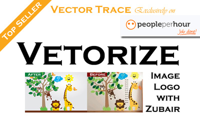 Vector trace your Logo