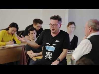 Video a 1 hour speaker presentation