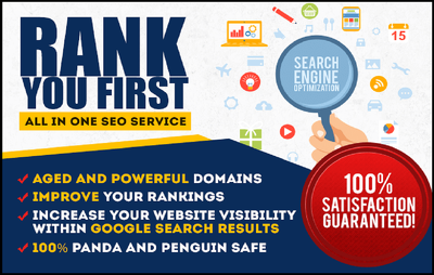 *** All in One SEO BACKLINK *** Rank Your Website or YouTube Video High in Google