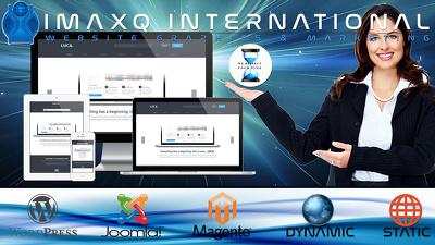 Design Responsive Personal Portfolio or Resume Website