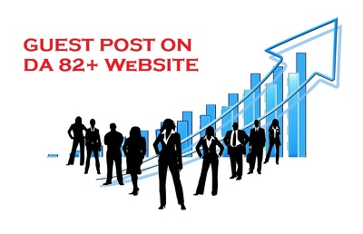 Guest Post Your Backlink in Domain Authority DA 82