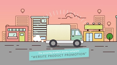 Promote Company OR Service OR Site 60 sec animated explainer video