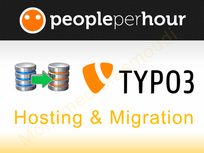 Setup your Typo3 website on your hosting or fix issues with your hosting
