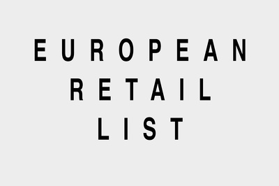 Provide 3300 contacts & emails from Europe's biggest Retail & Travel companies.