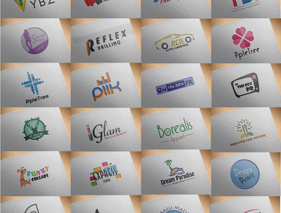 Design PROFESSIONAL LOGO  within 24Hrs (Unlimited Revisions) 100% Moneyback Guarantee