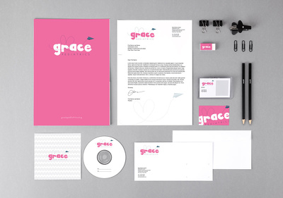Design a bespoke brand guidelines/pack/identity for your company