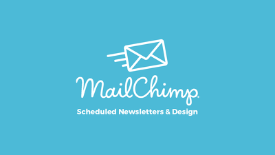 Design & Regularly Send Out Your MailChimp Newsletter