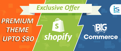 Professionally create, edit shopify or bigcommerce online store