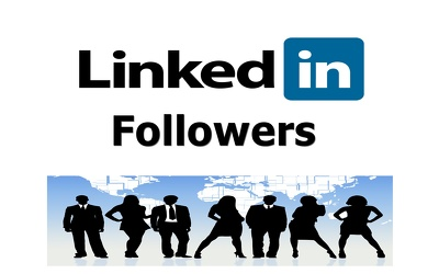 Provide 500 LinkedIn followers OR 300 LinkedIn Connections