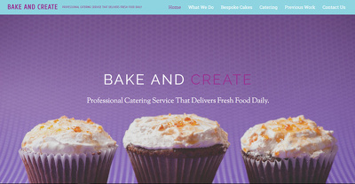Create a simple Wordpress website for your small business, charity or community group