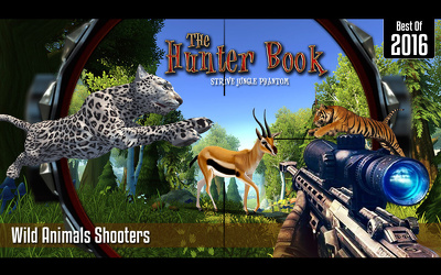 "Create Amazing Unity 3D Hunting Game""The hunter Book"" Android IOS"