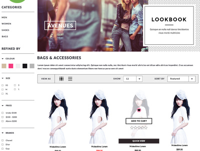 create advanced AJAX Shopify collection tags filter