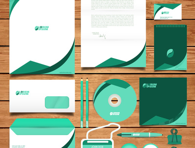 Design stationary pack for your business