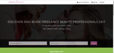 Develop a multi vendor market place website for beauticians/shopings/freelance site