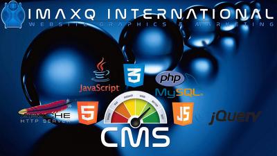 WordPress Custom Home Page Design and Develop