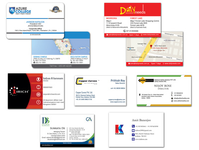 Create an awesome business card,letter head, invitation card & corporate identity.