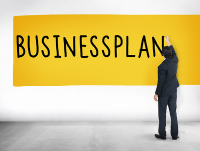 Write a Business Plan tailored for your business with Financial Forecasts