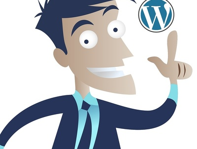 Provide half hour of updates/ customisation to your wordpress based website