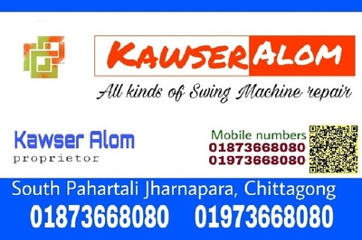 Creat visiting card for you