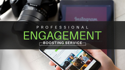Provide engagement boosting directed at your business market.