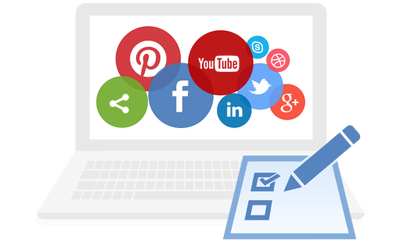 Carry out a social media and blog audit