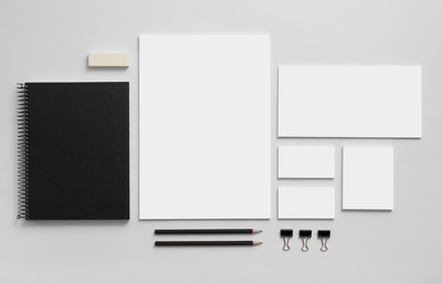 Design Stylish Stationery + Unlimited Revisions + Source files
