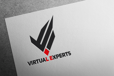 Design 3 professional logo Concepts with source files and mock-up