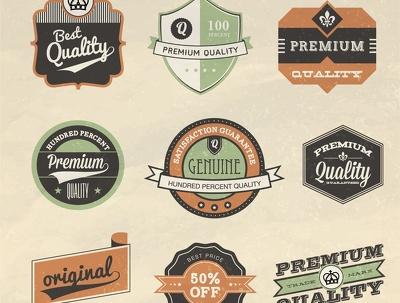 Design product label
