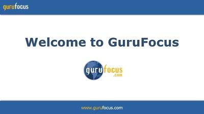 Publish a Guest Post on Gurufocus.com [Finance Website: DA 67, PA 72]