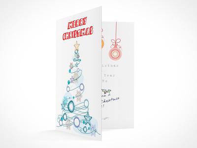 Design Xmas card