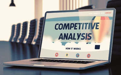 provide comprehensive competitor analysis for 5 companies