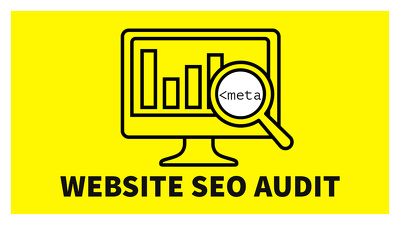 Comprehensive SEO AUDIT REPORT to identify website SEO errors