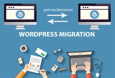 Migrate or Clone WORDPRESS site to new host or domain  (WordPress Migration)