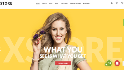 Design your eCommerce website and make it fully Responsive and user Friendly
