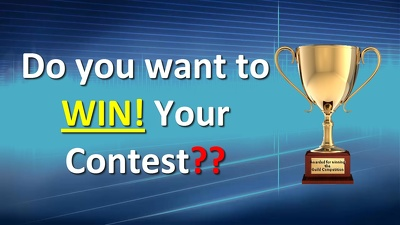 Add 500 votes on any contest WIN YouR Contest .