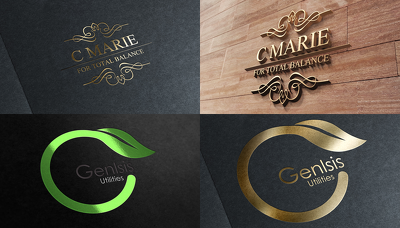 Create bespoke Logo + Original concepts + unlimited revisions + source files
