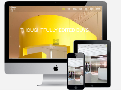 Design And Develop A Responsive Woo-commerce/eCommerce Website