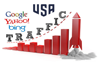send 15000 quality USA traffic to your website and boost your SEO & ranking