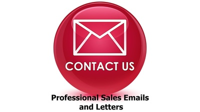 Write an effective professional sales email or letter up to 500 words